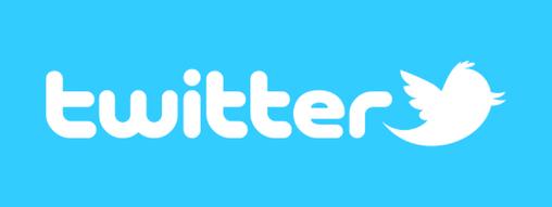 Zu Twitter klick auf das Logo