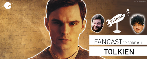 FANwerk FANcast  Podcast Spotify iTunes Review Tolkien Herr der Ringe Hobbit