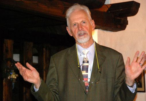 Elmar Elbs, der abtretende Leiter der Schweizer-Karl-May-Freunde