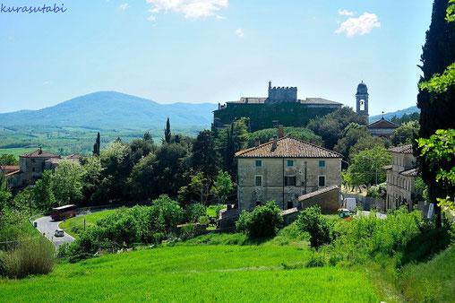 トスカーナ修道院 サンガルガーノ