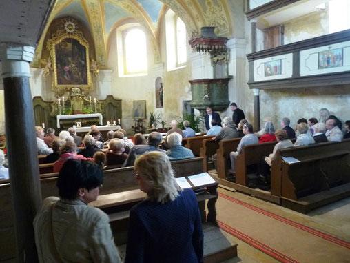 St.-Anna-Kirche in Dittersbach - 28.05.2016