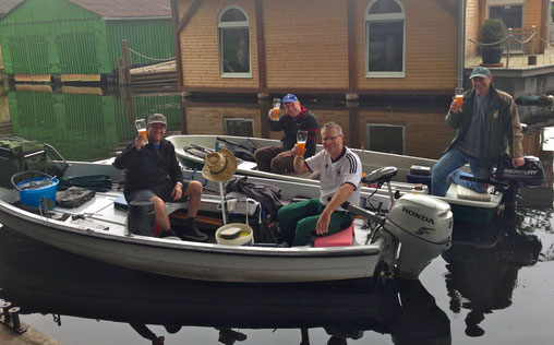 Angeln MV Mecklenburgische Seenplatte Angeln ohne Angelschein