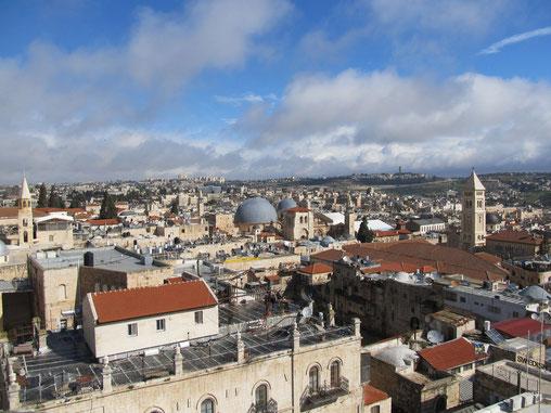 Панорама Старого Города - всемирное культурное наследие.