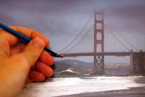 Lebenstraum, Beziehung, Konflikt, San Francisco