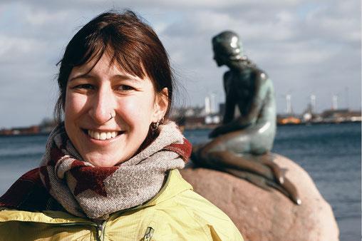 Die Kleine Meerjungfrau, Kopenhagen, Dänemark, Reisen, Sightseeing