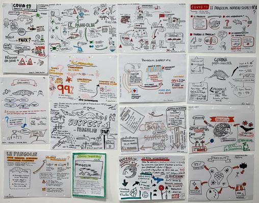 formation pensée visuelle, sketchnoting, sketchnotes