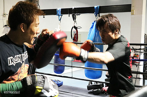 東京都墨田区のキックボクシングジム ストラッグル