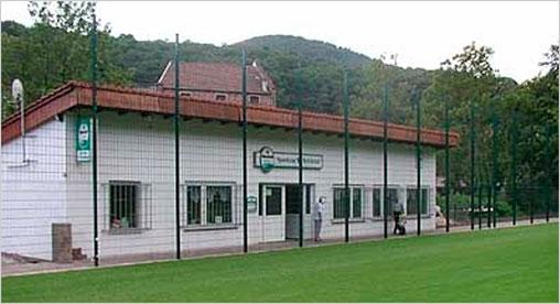 Clubhaus des SV Schöntal