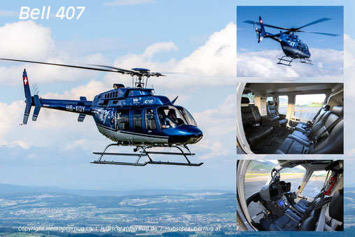 Helikopter Bell 407