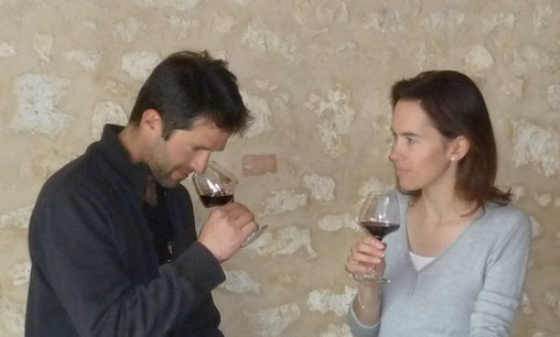 Laurence et Hervé Borie