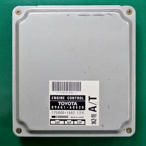 トヨタ ランドクルーザープラド ECU89661-60520