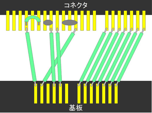 Mac mini late2009 slimlineSATA→SATA変更