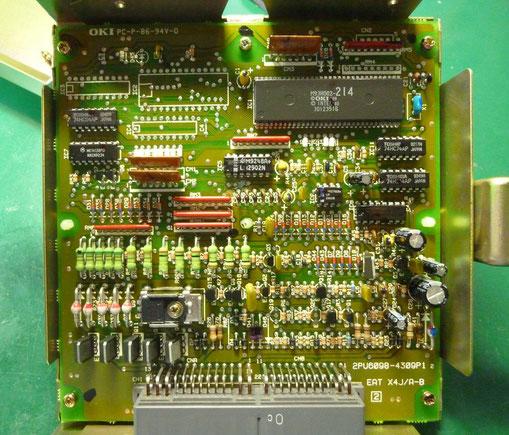 ホンダアコードワゴンCB9 ATコントロールユニット 基板