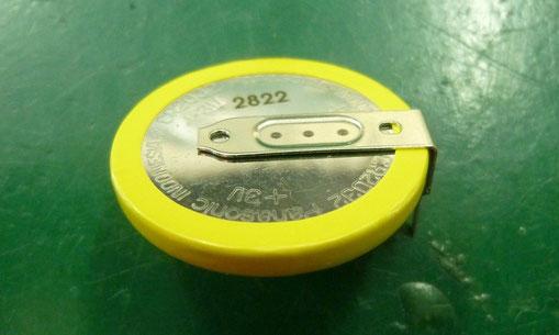 アマチュア無線機 Telereader DTR-192 交換用電池