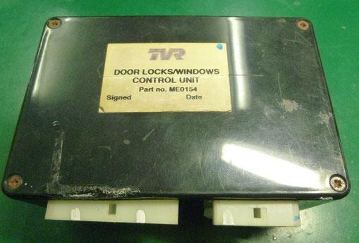 TVR Cerbera ドアロック/ウィンドウコントロールユニット