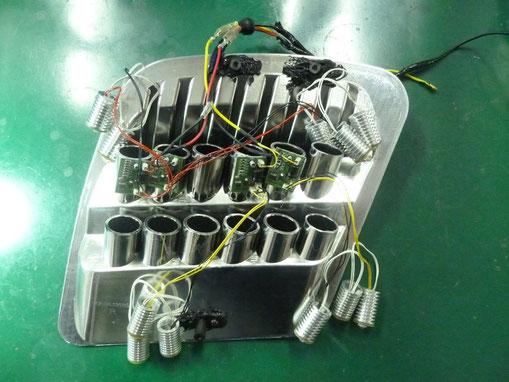 GM シボレーコルベット ヘッドライト基板