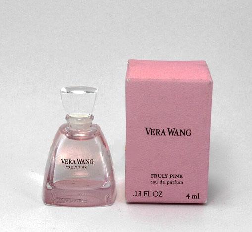 VERA WANG - TRULY PINK EAU DE PARFUM 4 ML