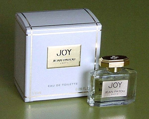 JOY - EAU DE TOILETTE 2,5 Ml - 2002
