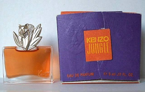 KENZO JUNGLE - LE TIGRE : EAU DE PARFUM 5 ML