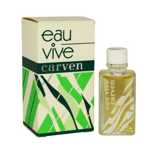 CARVEN - EAU VIVE
