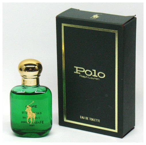 RALPH LAUREN - POLO : EAU DE TOILETTE 3 ML