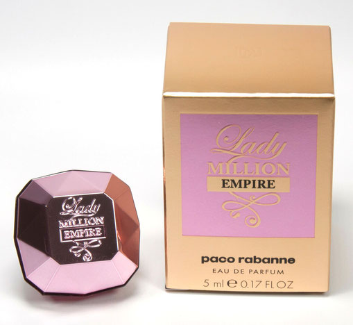 2020 - LADY MILLION EMPIRE : EAU DE PARFUM POUR FEMME 5 ML
