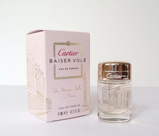 """BAISER VOLE   """"LE BAISER VOLE A PARIS"""" - EAU DE PARFUM 6 ML"""
