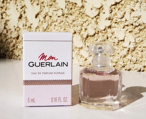 2018 - MON GUERLAIN : EAU DE PARFUM FLORALE 5 ML