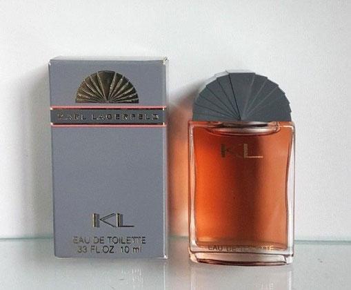 PARFUMS KARL LAGERFELD - EAU DE TOILETTE 10 ML : IDENTIQUE A LA PHOTO PRECEDENTE