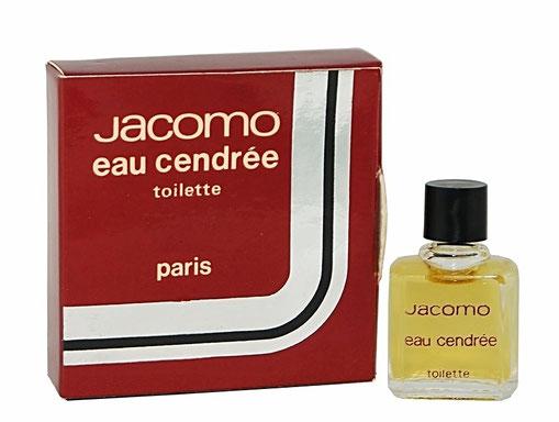 JACOMO - EAU CENDREE : EAU DE TOILETTE