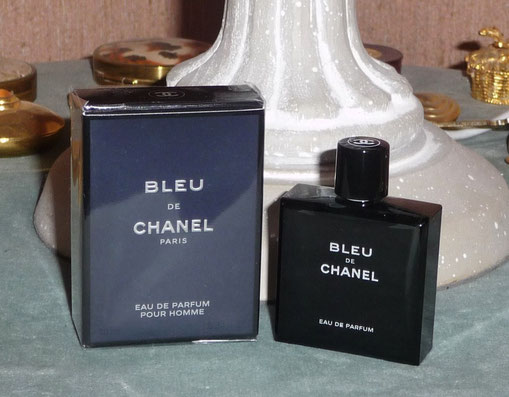 2014 - BLEU DE CHANEL - MINIATURE : 2ème VERSION