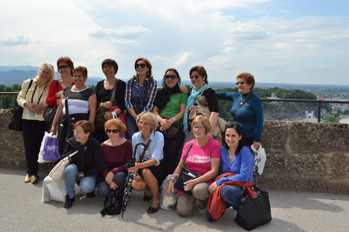 Salisburgo: visita guidata fortezza Hohensalzburg con guida Liza Klinger.