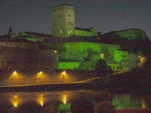 Cahors nocturne