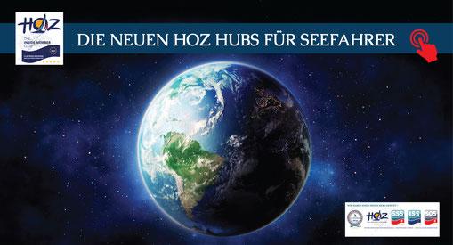 HOZ HOCHSEEZENTRUM INTERNATIONAL | Hochsee Hubs Yachting und Boating | Covid-19 sichere Segelreviere | www.hoz.ch