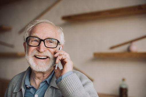 Mit einem Anruf bei der Hotline zum Facharzttermin