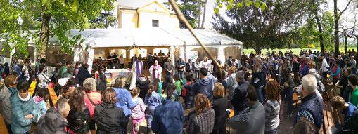 Primavera delle Famiglie e Villa Buri 2 aprile 2017