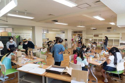 「ミライの教室」の風景