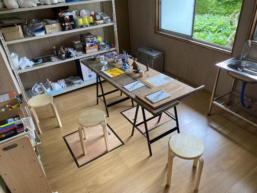 図工準備室