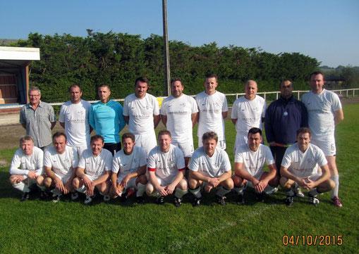 L'équipe des Vétérans de l'AS2A