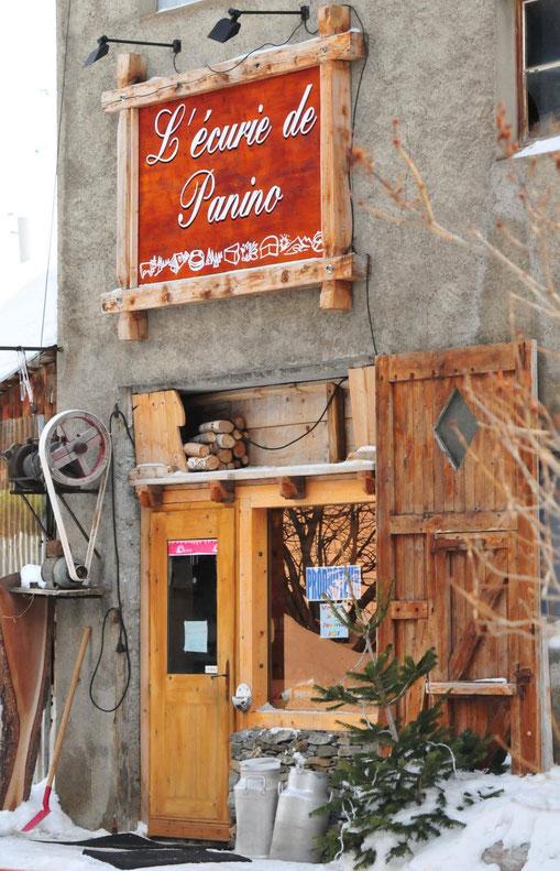 L'écurie de Panino - Fromagerie artisanale à Bessans - Savoie