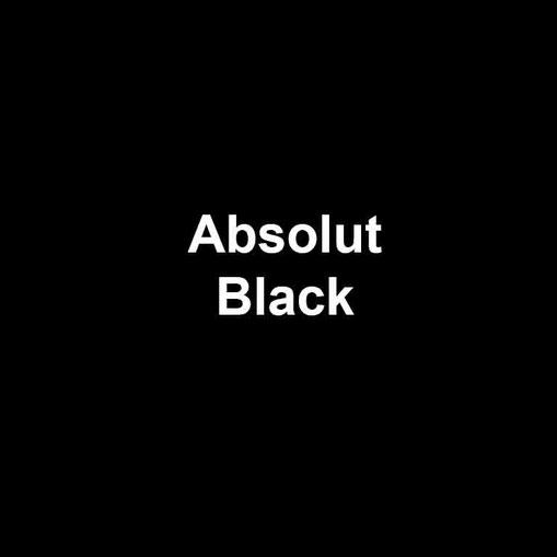 VSG Glas schwarz