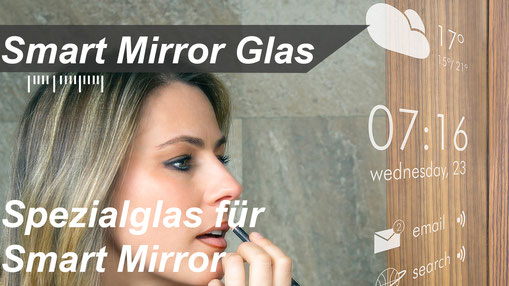 Smart Mirror Spiegel