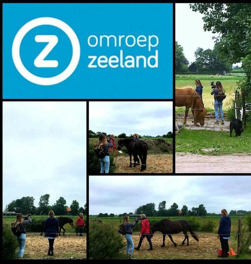 Omroep Zeeland op bezoek juli 2021