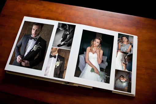 Hochzeitsfotografie Hochzeitsalbum Frankfurt