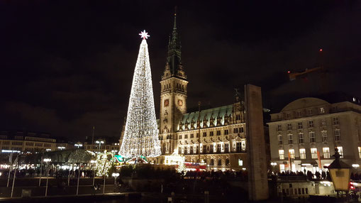 Weihnachtsmarkt HH