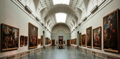 Работы Эль Греко в музее Прадо