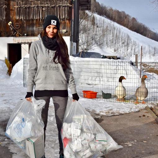 Sandy P.Peng Lebenshof Tierschutz Spenden