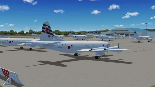 Recommend downloading NAF ATSUGI from www.militaryaiworks.com to work with this package