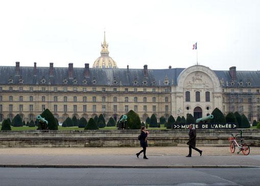 Invalidendom, Paris