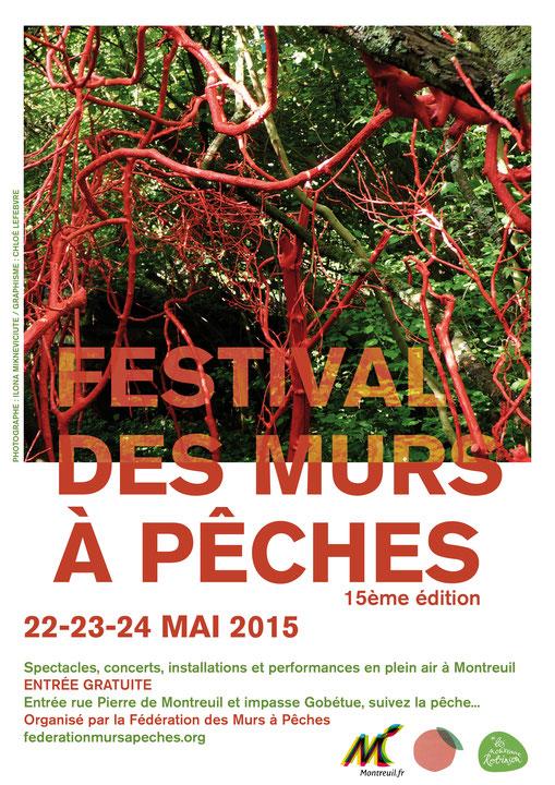 Festival des murs a peches 2015